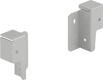 Rückwandverbinder ArciTech, 78 mm, Holz