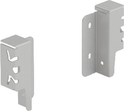 Rückwandverbinder ArciTech, 94 mm, ALU/Holz