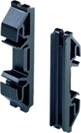 OrgaClip Systema Top 2000, im Breitwandschub flexibel positionierbar, Kunststoff