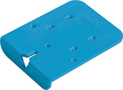 Ankörnlehre BlueJig (Scharnier), Kunststoff