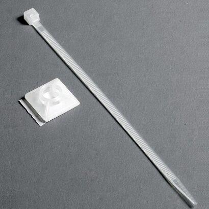 Kabelbinderset Easys, Kunststoff