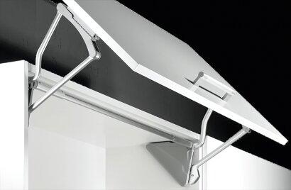 Hochschwenkbeschlag Lift Advanced HS, Aluminium, Kunststoff
