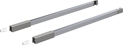 Doppelreling-Set InnoTech Atira, Front, Stahl