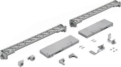 Dämpfungssystem TopLine L, Kunststoff