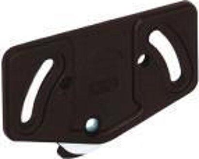 Laufteil SlideLine 55, zum Anschrauben, Kunststoff