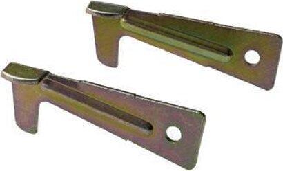 Schließhaken Trimanis, Stahl