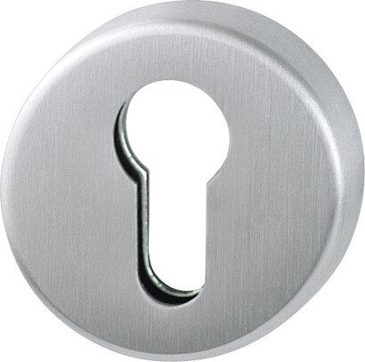 Schlüsselrosette E42S, Edelstahl