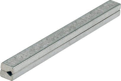 Profilstift, VK 8 mm, Eisen