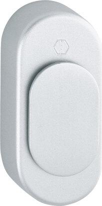 Verdeckrosette U956V, Aluminium