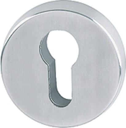 Schutz-Schlüsselrosette E42NSA, Edelstahl