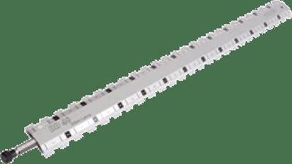 Dübel-Lehre, mit Schnellspanneinrichtung 800 mm