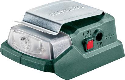 Akku Power-Adapter PowerMaxx PA 12 LED-USB
