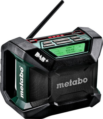 Akku-Baustellenradio R 12-18 DAB+ BT (ohne Akku/Ladeg