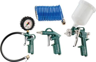 Druckluft-Werkzeugset 4-tlg. LPZ 4 Set