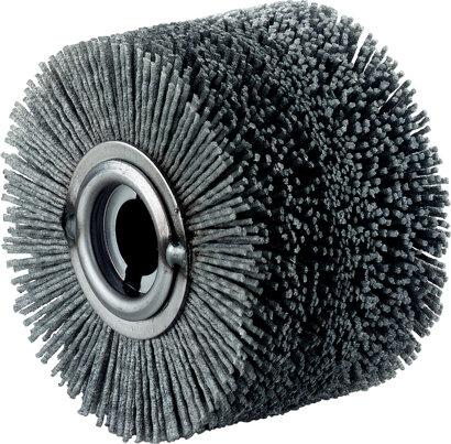 Kunststoff-Rundbürste 100x70 mm
