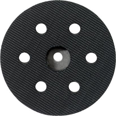 Stützteller 80 mm gelocht