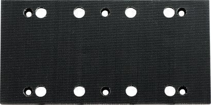 Schleifplatte mit Kletthaftung 92x184 mm