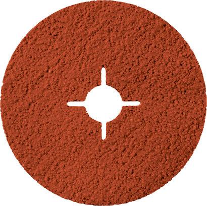 Fiberscheibe 115 mm CER