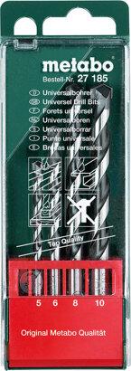 Universalbohrer-Kassette 4-teilig