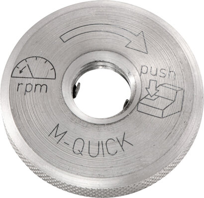 Quick-Spannmutter M 14 / EWS