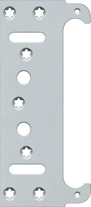 Befestigungsplatte TECTUS® TE 240 3D FZ/1, Stahl