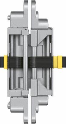 Türband TECTUS® TE 626 3D A8 Energy, Edelstahl