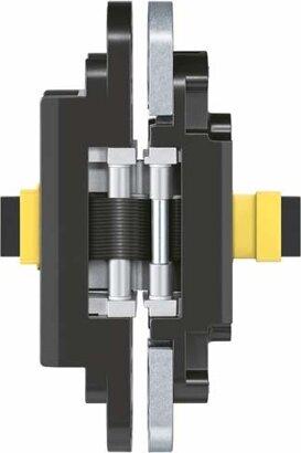 Türband TECTUS® TE 340 3D Energy, Aluminium