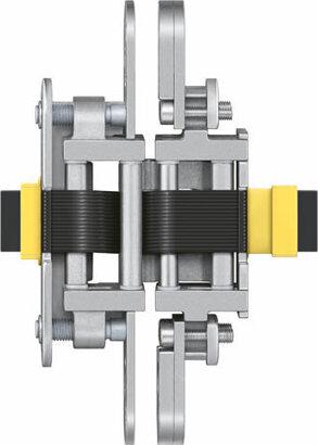 Türband TECTUS® TE 526 3D Energy, Edelstahl