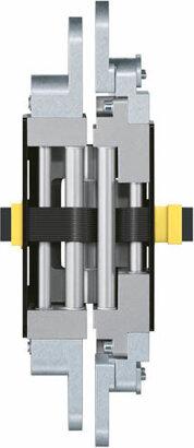 Türband TECTUS® TE 645 3D Energy, Aluminium