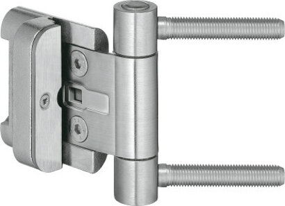 Haustürband BAKA® 2D 20 FD RZ 57, Stahl