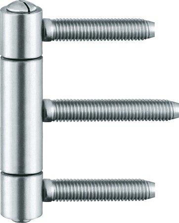 Einbohrbänder für Türen