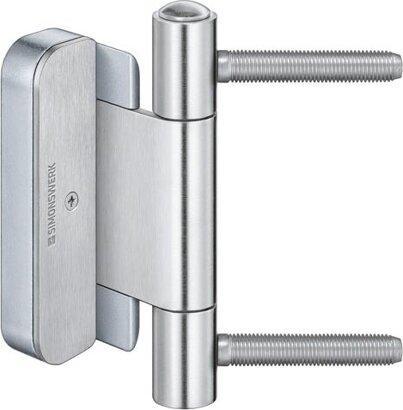 Haustürband BAKA® Protect 2010 2D MSTS, Edelstahl