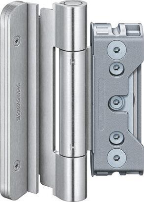Haustürband BAKA® Protect 4030 3D FD, Edelstahl