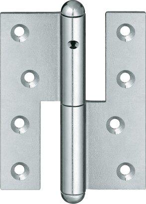 Fitschenband für Türen Q1 140, Stahl