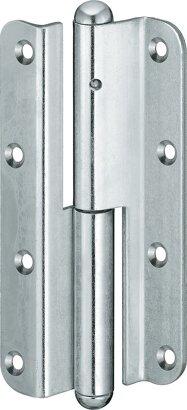 Fitschenband für Türen QF 1, Stahl