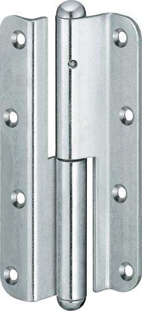 Aufschraubband für Türen QF 1, Stahl