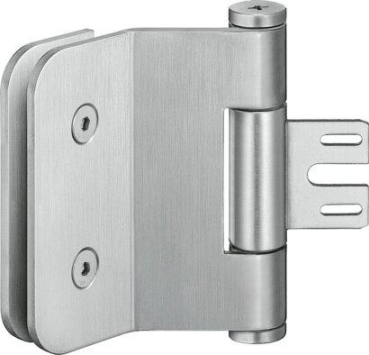Ganzglastürband VARIANT® VG 8790, Edelstahl