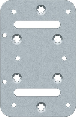 Befestigungsplatte VARIANT® VN 2900/120, Stahl