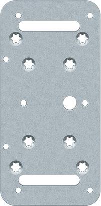Befestigungsplatte VARIANT® VN 2900/160, Stahl