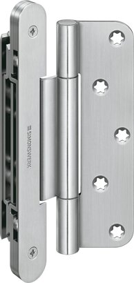Objektband VARIANT® VN 2927/160 Compact Planum, Edelstahl