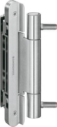 Umrüstband für Türen VARIANT® VN 3737/160 Compact, Edelstahl