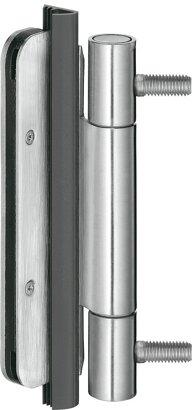 Umrüstband für Türen VARIANT® VN 3738/160 FD, Edelstahl