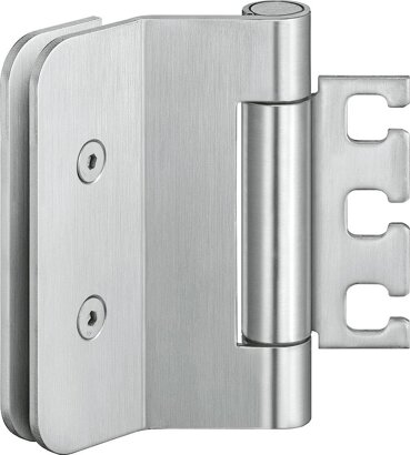 Ganzglastürband VARIANT® VXG 7990/120, Stahl