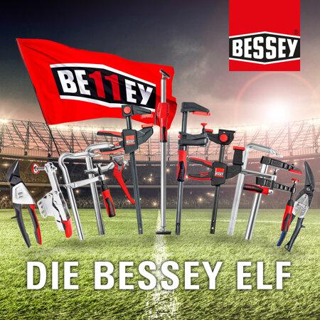 BESSEY Startelf - EM-Aktion