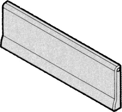 Briefeinwurfklappe Modell 17.800