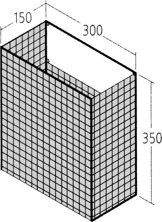 Postkorb Modell 17.9.13000