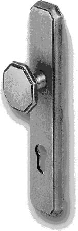 Schutz-Knopflangschild