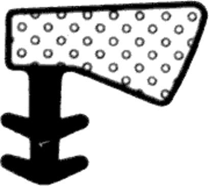 Fensterdichtung Typ L2020