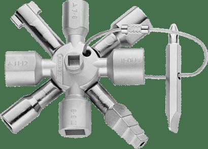 TwinKey Schaltschrankschlüssel