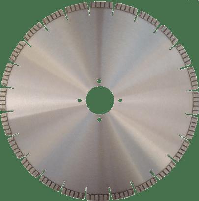 Diamant-Trennscheibe Segmentiert für Lamello